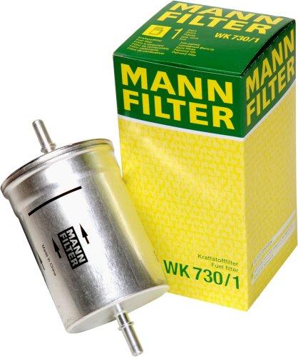 Original MANN-FILTER Kraftstofffilter WK 730/1 – Für PKW