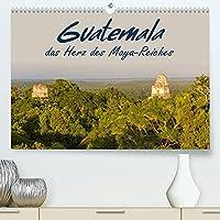 Guatemala - das Herz des Mayareiches (Premium, hochwertiger DIN A2 Wandkalender 2022, Kunstdruck in Hochglanz): Guatemala ist ein interessantes Reiseland mit toller Natur und vielen Zeugnissen der alten Maya-Hochkultur. (Monatskalender, 14 Seiten )