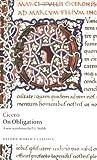 On Obligations: De Officiis (Oxford World's Classics)