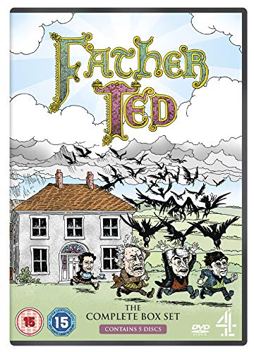Father Ted: Complete (Repackage) [5 DVDs]