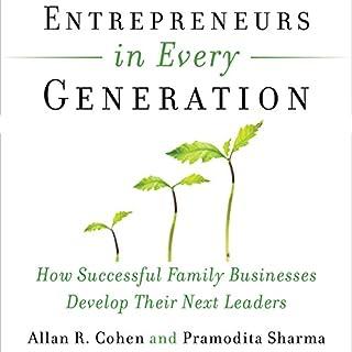 Entrepreneurs in Every Generation cover art