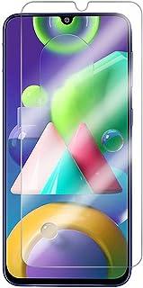 Wuzixi Samsung Galaxy M31 Screen Protector.HD transparent scratch-resistant tempered glass screen protector, Screen Protec...
