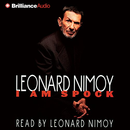 I Am Spock                   By:                                                                                                                                 Leonard Nimoy                               Narrated by:                                                                                                                                 Leonard Nimoy                      Length: 4 hrs and 8 mins     1,425 ratings     Overall 4.6