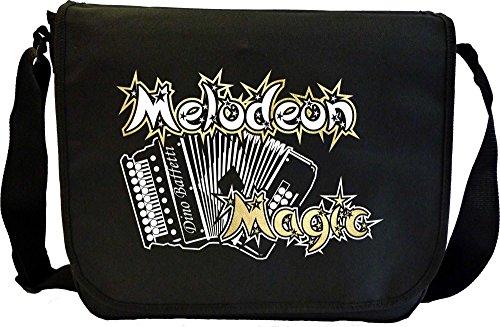 Melodeon Magic - Sheet Music Document Bag Musik Notentasche MusicaliTee
