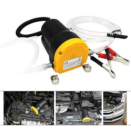 ZGQA-GQA 12 / Bomba Sumergible eléctrica 24V 60W del Coche de fluidos de Drenaje de Aceite Extractor for RV Carro del Barco + Tubos Camión Barco y RV