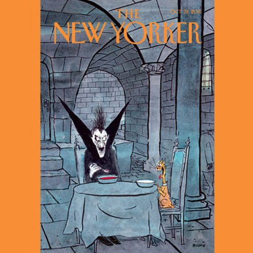 The New Yorker, October 31st 2011 (Burkhard Bilger, Emily Eakin, James Surowiecki) audiobook cover art