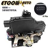 ETOOW Mecanismo del actuador de bloqueo de la puerta delantera izquierda OEM 3B1837015A