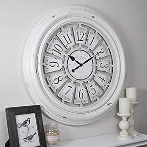 51KSwWYfTrL._SS300_ Coastal Wall Clocks & Beach Wall Clocks