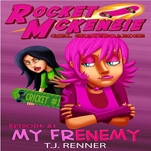 My Frenemy Audiobook By T.J. Renner cover art