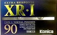 Konica カセットテープ XR・I 90 XRI90