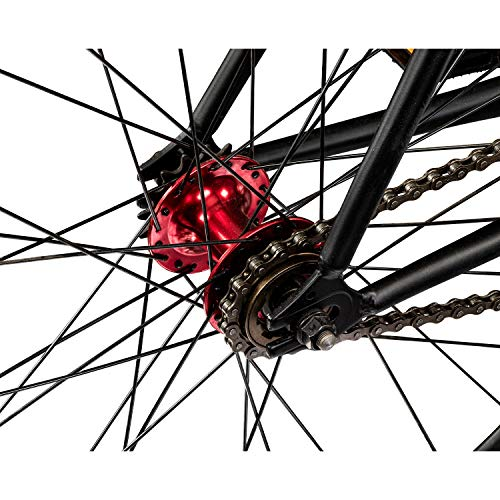 Chill Singlespeed 700c Fixie Bike Retro Fahrrad Fitnessbike Fixie 28