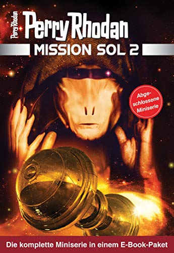 Mission SOL 2020 Paket (1 bis 12): Miniserie (PERRY RHODAN-Mission SOL 2)