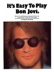 It\'S Easy To Play Bon Jovi