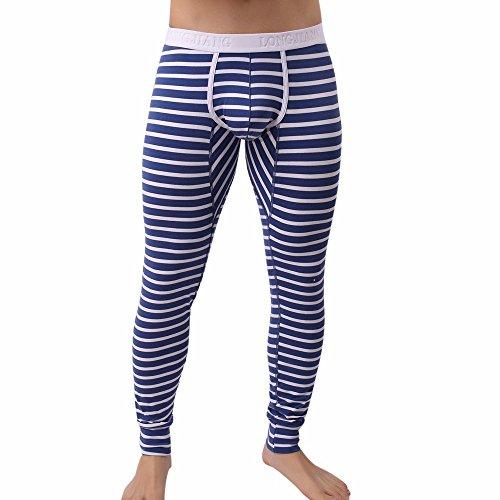 QinMM Hombre De Base Pantalones Térmicos Ropa Interior