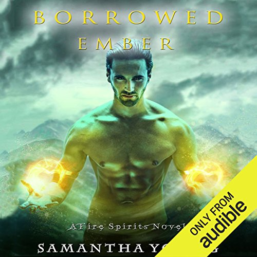 Borrowed Ember audiobook cover art