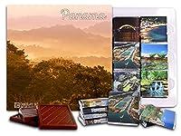 """DA CHOCOLATE キャンディ スーベニア """"パナマ"""" PANAMA チョコレートセット 5×5一箱 (Forest)"""