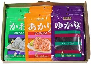 三島食品 ゆかり & かおり & あかり(各3コ・計9コ)セット