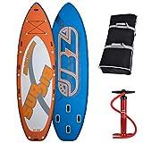 JBAY.ZONE Tabla de Stand Up Paddle Surf Sup Big Sup Y3 17' Cm 518x150x20 Big Sup Board con...