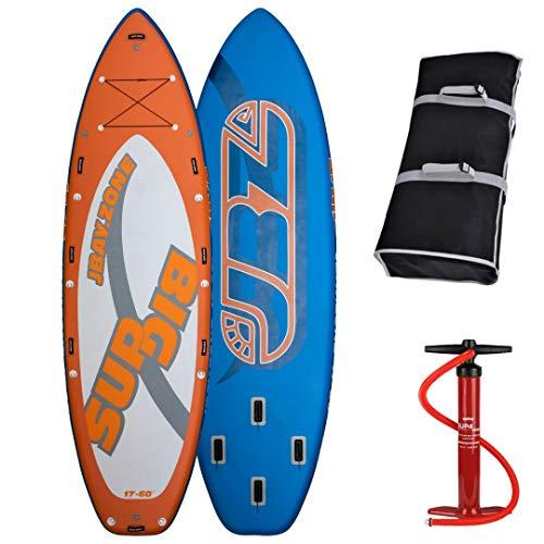 JBAY.ZONE Tabla de Stand Up Paddle Surf Sup Big Sup Y3 17' Cm 518x150x20 Big Sup Board con Accesorios