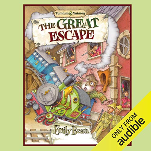 Tumtum and Nutmeg: The Great Escape  By  cover art