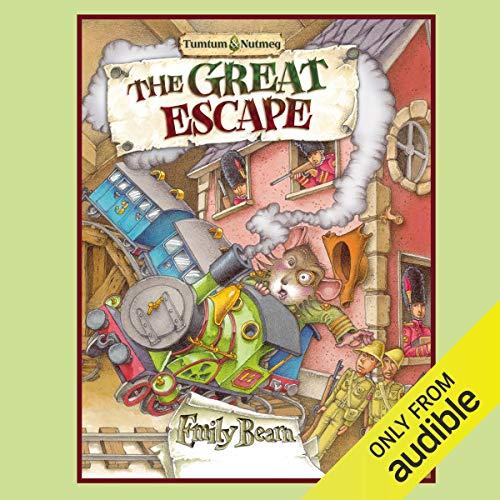 Tumtum and Nutmeg: The Great Escape cover art