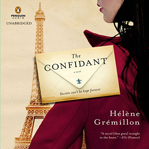 The Confidant audiobook cover art