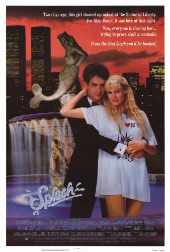 Top splash movie poster for 2021