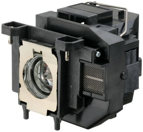 Portable, Replacement projector lamp ELPLP67 / V13H010L67 WITH HOUSING for Epson EB S12 / EB W12 / EX3210 / EX5210 / EX7210 / Powerlite 1221 / Powerlite 1261W / Powerlite S11 / Powrelite X12 / V11H433020 / VS210 / VS310 / VS315W Projectors Consumer Electronic Gadget Shop