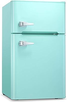 best retro mini fridge