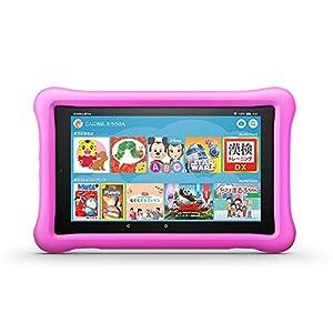 Fire HD 8 タブレット キッズモデル ピンク (8 インチ HD  ディスプレイ) 32GB