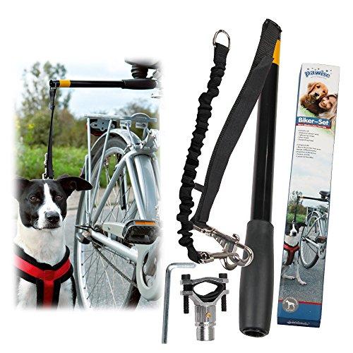 PAWISE Dog Bike Leash Hands Free Dog Leash 550-lbs...