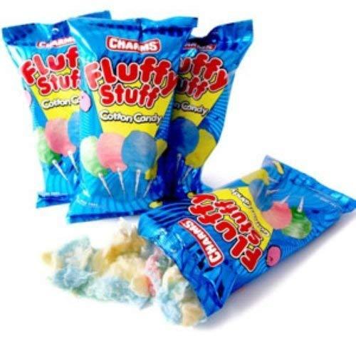 Charms Fluffy Stuff Cotton Candy - Zucchero filato in diversi colori