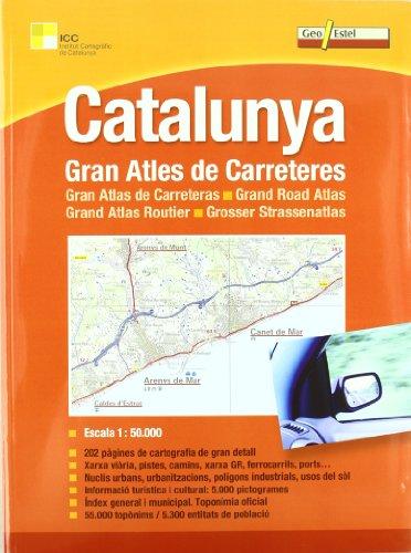 Gran Atles De Carreteres De Catalunya (MAPES CARRETERES)