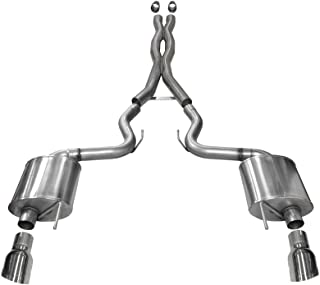 Corsa 14332 Cat Back Exhaust (Ford Mustang GT)