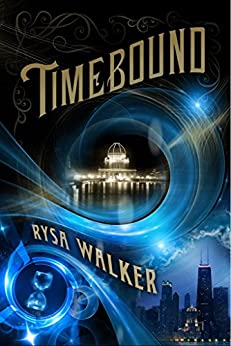 Timebound [Kindle in Motion] (The Chronos Files Book 1) by [Rysa Walker, Alice Duke]