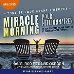 Couverture de Miracle Morning pour millionnaires