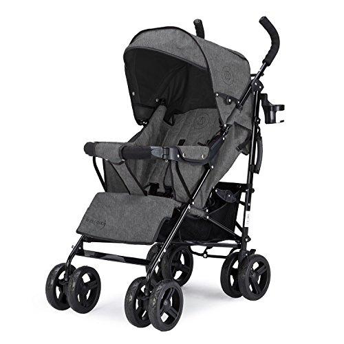 knorr-baby 846701 Buggy'Crosser' Melange, grau