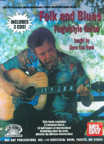 Folk and Blues Fingerstyle Guitar