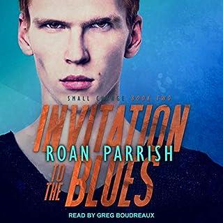 Page de couverture de Invitation to the Blues