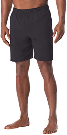 498aac5795 Men's Speedo Volley Swim Short, Variety (M, Grey) | Amazon.com