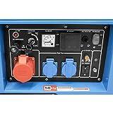 Güde GSE 5500DSG Stromerzeuger - 2