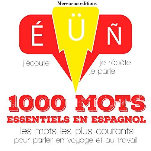 Couverture de 1000 mots essentiels en espagnol