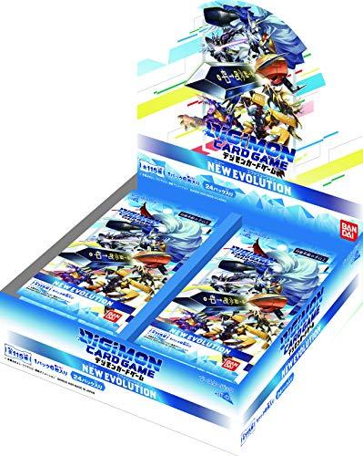 Digimon Kartenspiel New Evolution 【BT-01】 (Box)