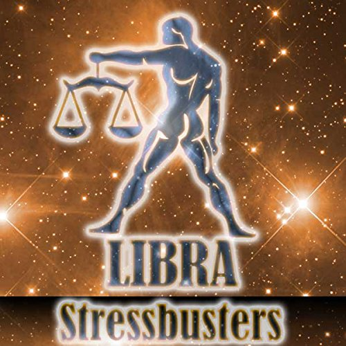 Libra Stressbusters  audiobook cover art