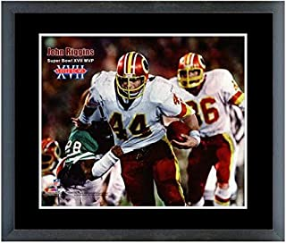John Riggins Washington Redskins NFL Super Bowl MVP Photo (Size: 18