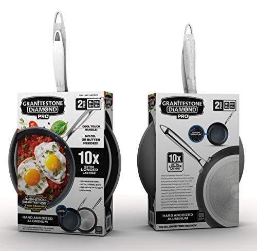 Granite Stone Professional Frying Pan Set