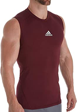 adidas Men's Training Alphaskin Sport Sleeveless Tee