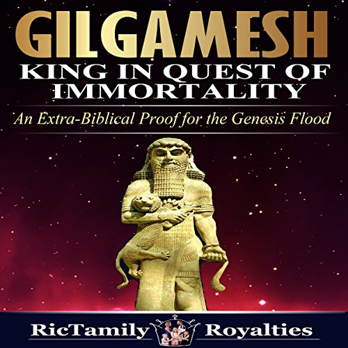 Gilgamesh: King in Quest of Immortality cover art