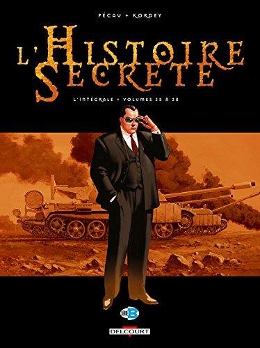 L'Histoire secrète - Intégrale T25 à T28