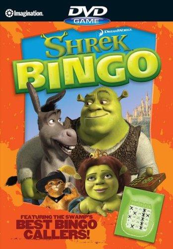 Shrek Bingo - DVD Interactive Game [Reino Unido]